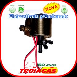 Eletroválvula p/ Veículo Carburado GasMotor