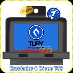 T56 Emulador 6 bicos
