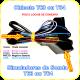 T63 Simulador de Sonda Universal com Chicote